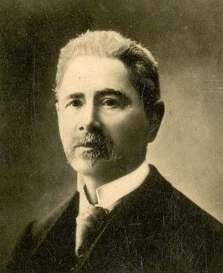 Teófilo Braga (1843-1924)    Portuguese writer, playwright, politician and the leader of the Republican Provisional Government after the abdication of King Manuel II.
