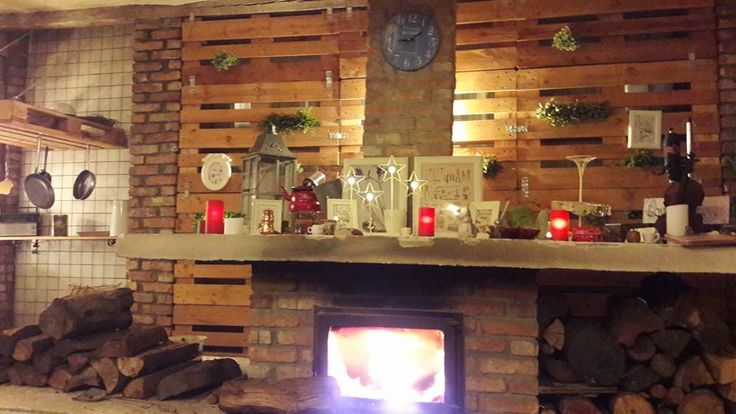 """No sane local official who has hung up an empty stocking over the municipal fireplace, is going to shoot Santa Claus just before a hard Christmas. Al Smith "" Bistro Ma Cocotte. Brasov. Celebration.Fireplace. Vintage. Bistro. Good times."
