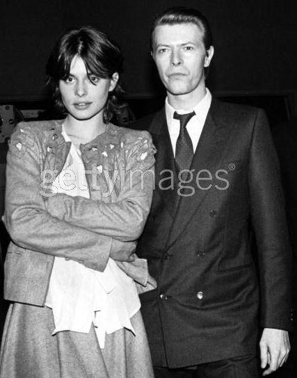 Kinski and Bowie