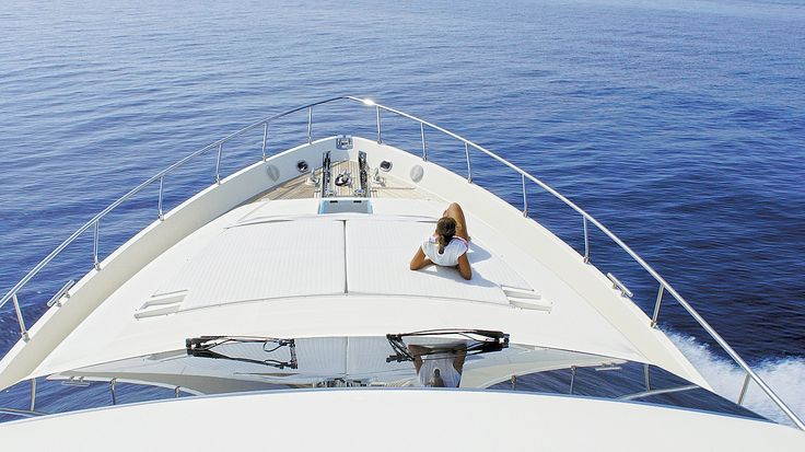 Priceless moments of relaxation! #yacht #Corfu
