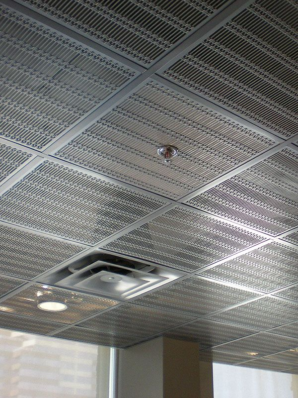 Multiples Modular Lay In Or Snap In Ceiling System