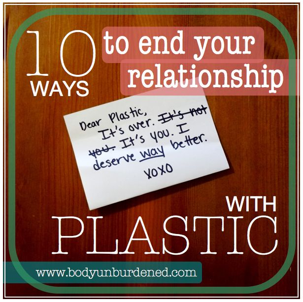 #1 suggestion is to stop using bottled water - the zoo is phasing out bottled water by the end of 2015. Even BPA-free is not totally safe. Protect your health and end your relationship with plastic! 10 simple ways how.