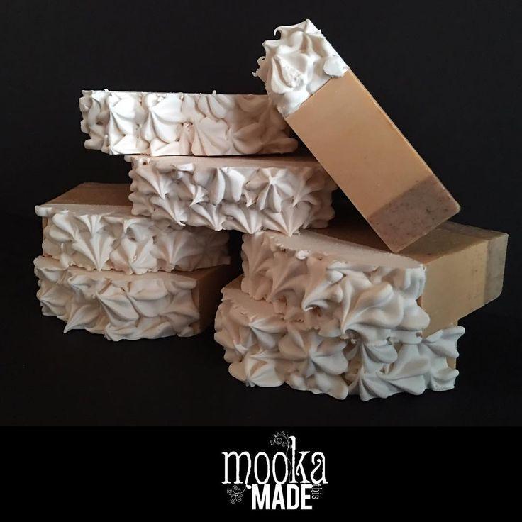 Banana Cream Pie Soap by Mooka Made
