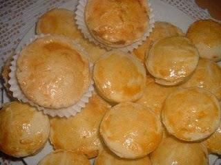 EMPADINHAS. Experimente essa massa para fazer torta salgada ou empadinha, excelente receita de salgados para festa