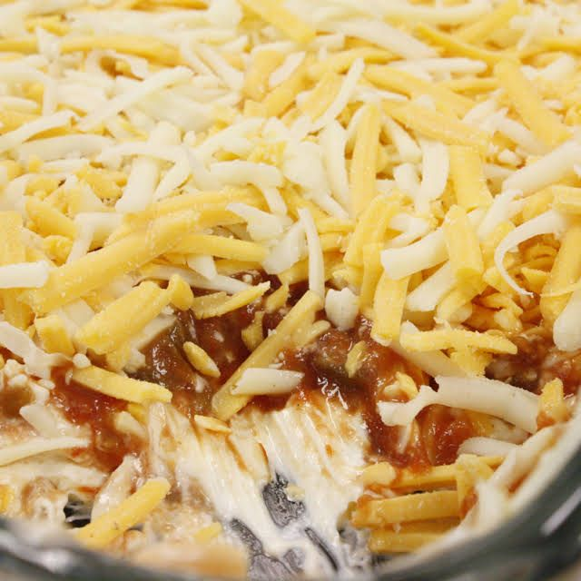 Gone In A Blink Nacho Dip Recipe Yummly Recipe Nacho Dip Cream Cheese Taco Dip Nachos Dip Recipe