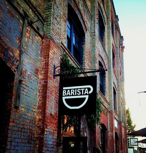 Portland Campus Barista