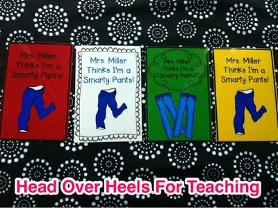 June 22 - Smarty Pants  by Head Over Heels For Teaching