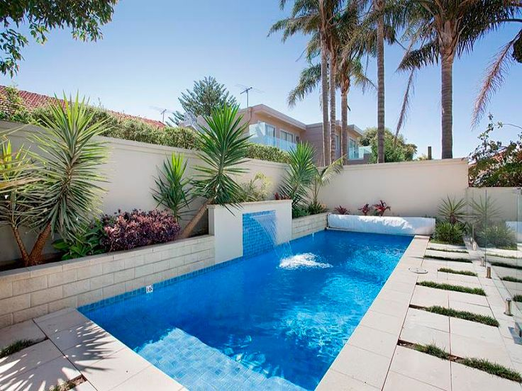 286 best small pool ideas images on pinterest for Pool design gold coast