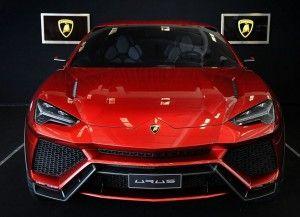 Lamborghini Urus SUV Coming In 2018