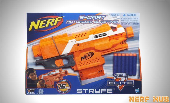 Best Nerf Machine Guns for 2016! Great gifts for boys or girls into Nerf toys.