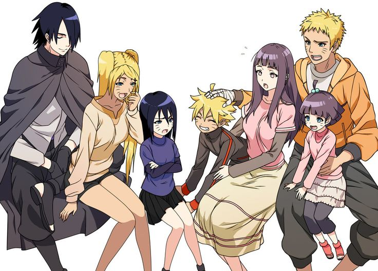 Consider, that Naruto and hinata meets parents