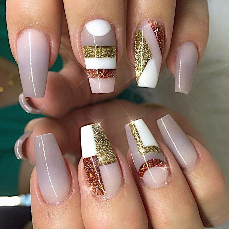 30 mejores imágenes de Nails en Pinterest | Uñas bonitas, Arte de ...
