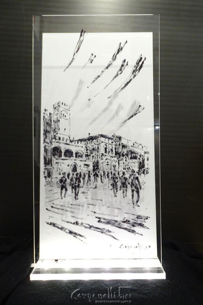 Thinking Bologna: Piazza del Nettuno  stampa su plexiglas   #Bologna #madeinitaly #stampad'autore #arredamento #arte