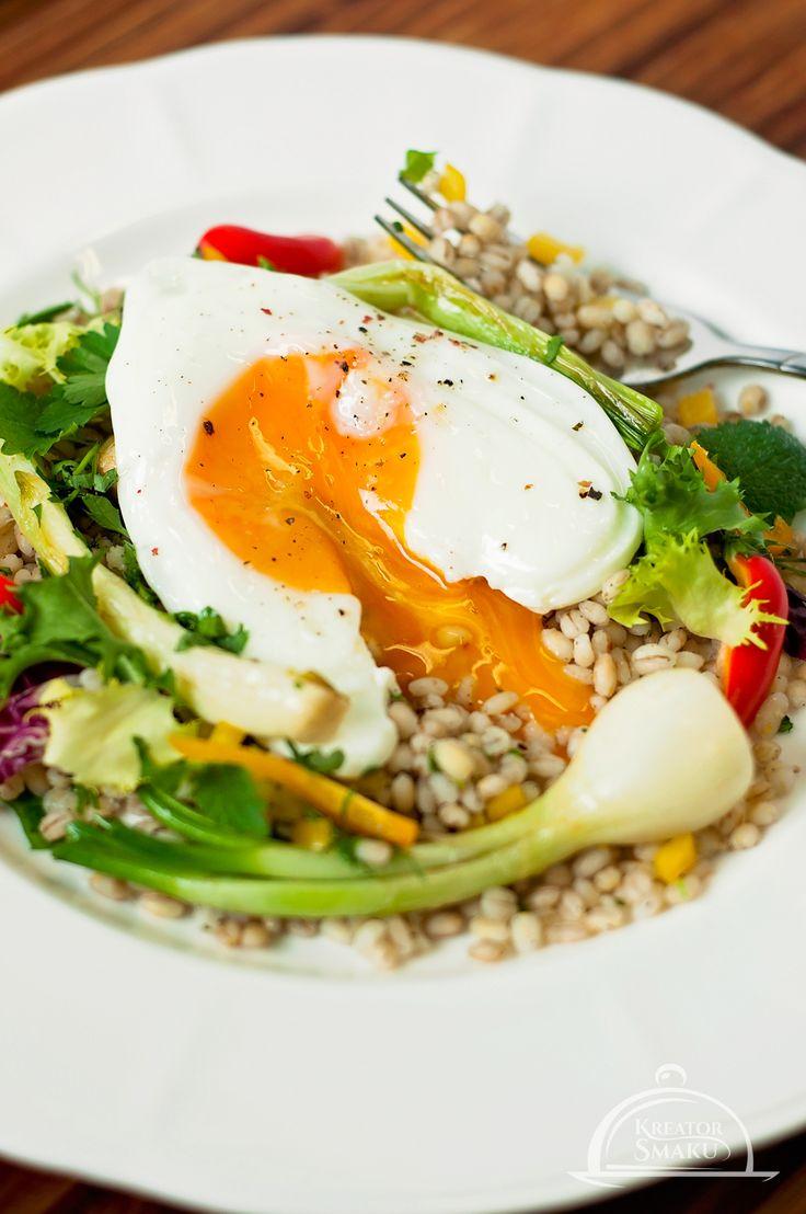 Wielbicieli jajek zapraszam na stronę! http://www.kreatorsmaku.tv/jak-zrobic-jajko-sadzone/