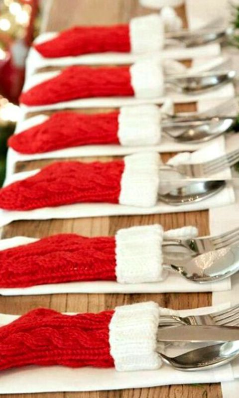 15 idées créatives de décorations de Noël pour petits appartements - Décoration - Des idées de décorations pour votre maison et le bureau - Trucs et Bricolages - Fallait y penser !