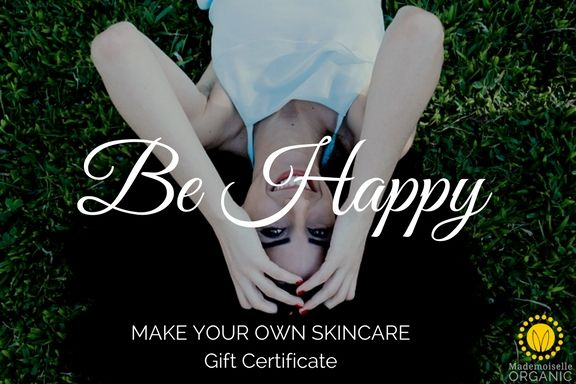 Give the gift of health and beauty! Looking for a gift that is original and can be enjoyed anywhere in the world? Offer a free online course to learn DIY… Click through for more information!