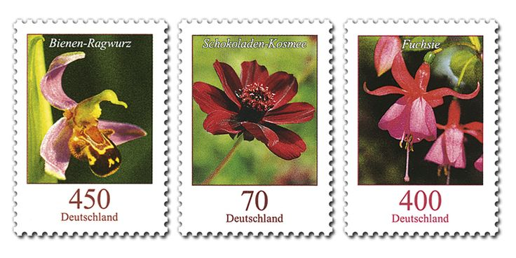 COLLECTORZPEDIA Definitives - Flowers