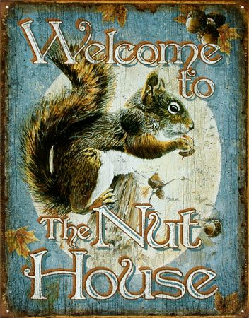 Welcome to the Nut House :)