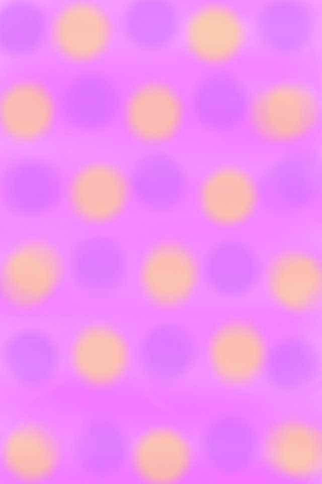 Cool pics 786 pinterest iphone cocoppa pink with purple and orange polka dots wallpaper voltagebd Image collections