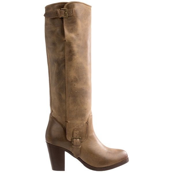 Ariat Gold Coast Boots - Leather (For Women) in Smoky Black$80