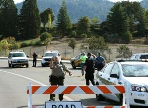 Police shootout with Oregon college shooter caught on audio 10/1/15