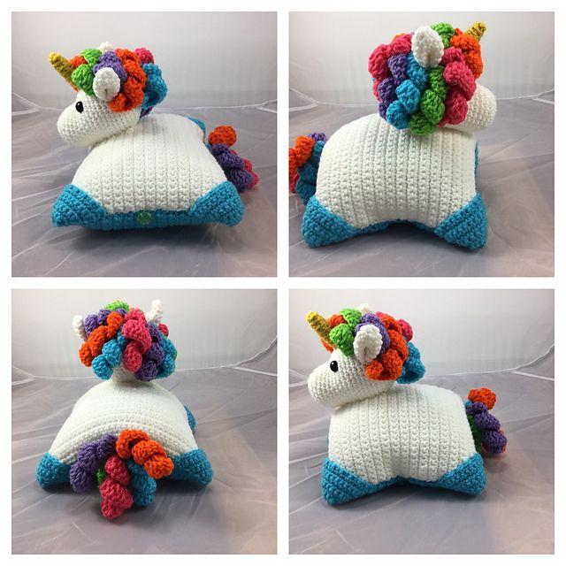 Crochet Unicorn Blanket : 1000+ ideas about Crochet Unicorn on Pinterest Unicorn Hat, Crochet ...
