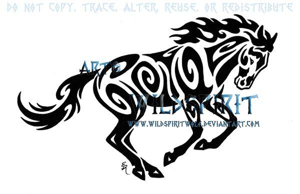 horse tat: Tattoo Ideas, Horse Tattoos, Tribal Hors Tattoo'S, Tattoo'S Idea, Tribal Horses Tattoo'S, Hors Tattoo'S For Women, Cool Tattoo'S, Horses Stuff, Horseshoe Tattoo'S