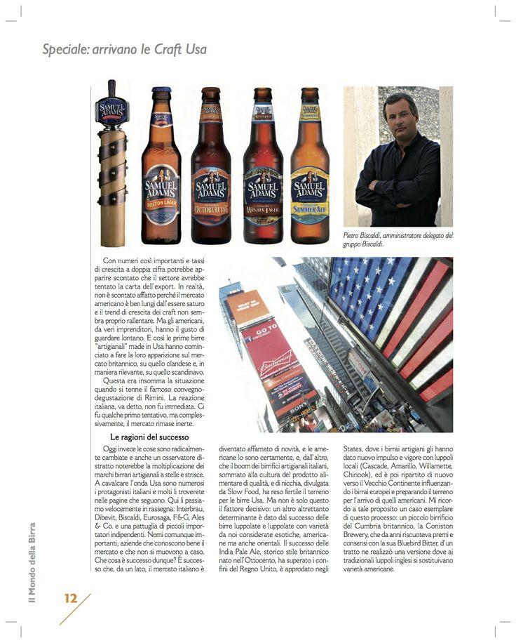 Speciale Arrivano Le Craft Usa, fenomeno craft beer usa in italia #ilmondodellabirra #craftbeer #usa