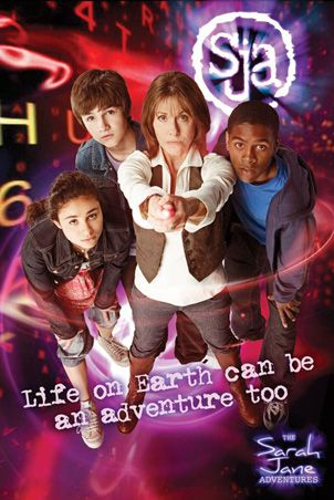 The Sarah Jane Adventures. Another good spin off of Doctor Who. I wish it would have lasted longer.