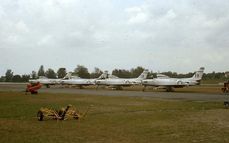 RAAF F-86 Sabers