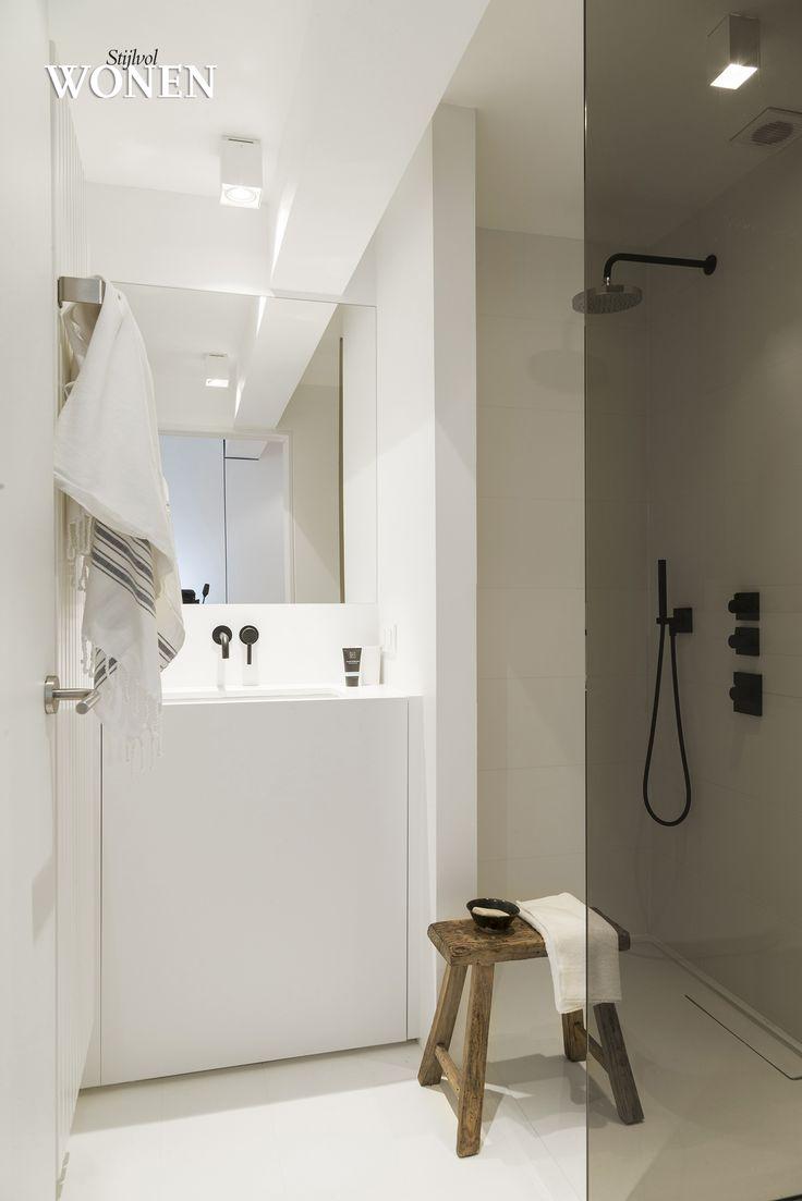 Oscar V bathroom - Stijlvol Wonen foto Sarah Van Hove