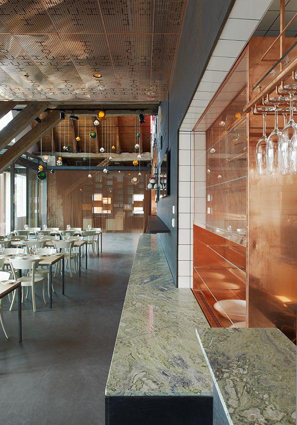 Spritmuseum Restaurant, Stockholm