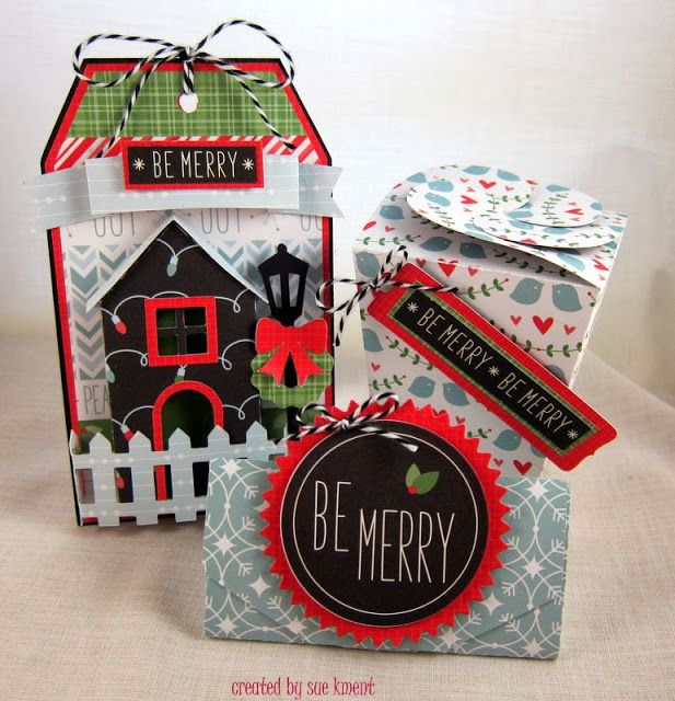 Sue's Stamping Stuff: Creations by AR 8 Days Of Christmas Wrap Up!