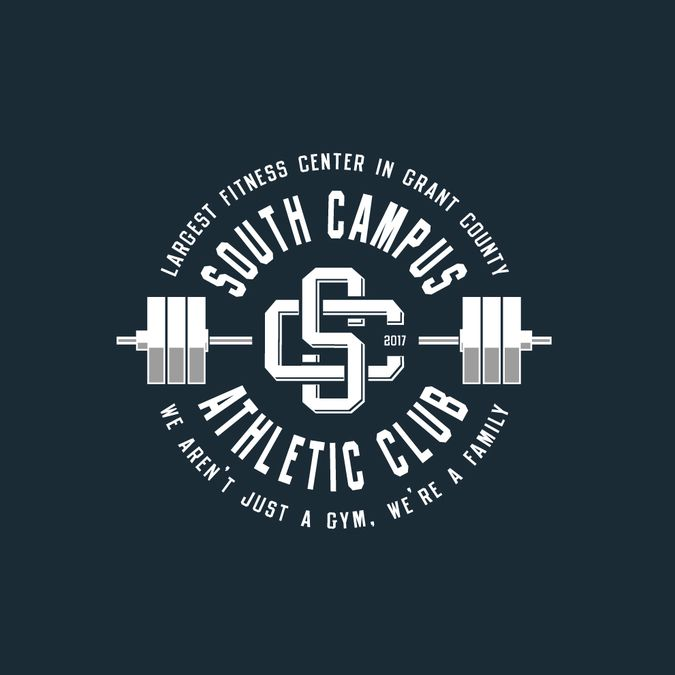 Gym - Athletic/Fitness Center needs updated logo - perhaps with a vintage angle? by James Watt Design