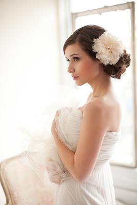 ♥Acessórios que fazem a cabeça das noivas