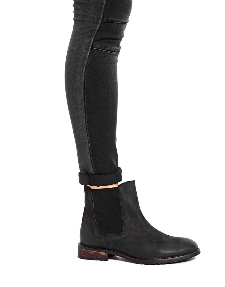 Been looking for a cute pair of Chelsea boots these would work
