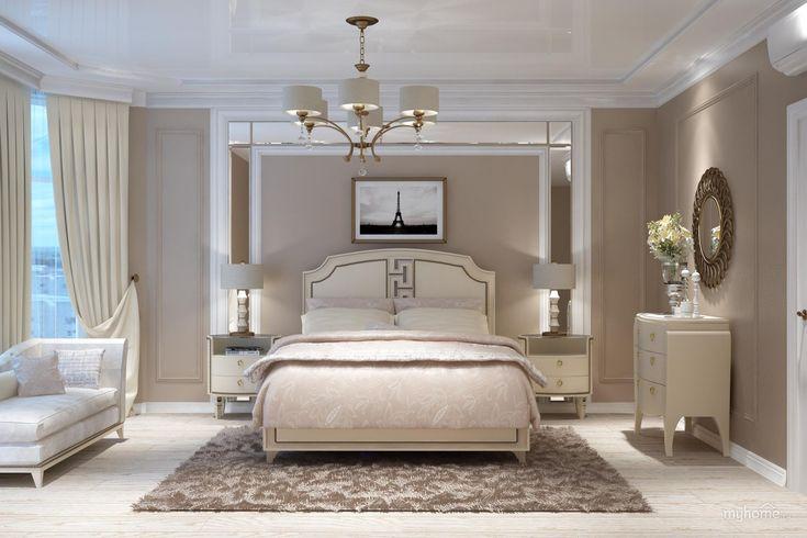 Почти вся квартира выполнена в светлых тонах. Присутствующие классические элементы не утяжеляют интерьер, а напротив, являются его изюминкой.