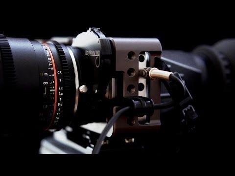 Rigging the Blackmagic Pocket Cinema Camera: HolyManta, Rapid ND, Contineo, Z-Finder & Rokinon - YouTube