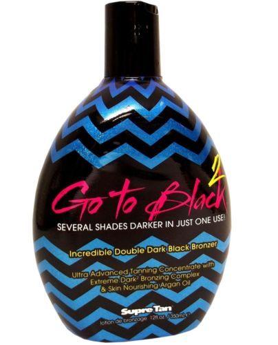 Supre-Tan-Go-To-Black-2-Incredible-Double-Dark-Black-Bronzer-Tan-lotion-350ml