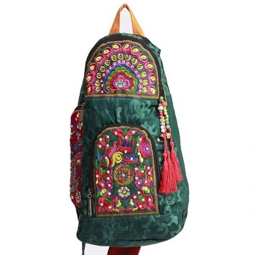 Photo of boho backpack