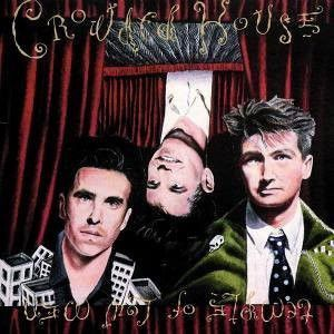 Crowded House : Temple Of Low Men LP