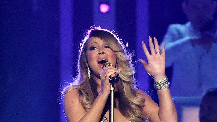 Mariah Carey is replacing Kate Upton as the new public face of Game of War: Fire Age