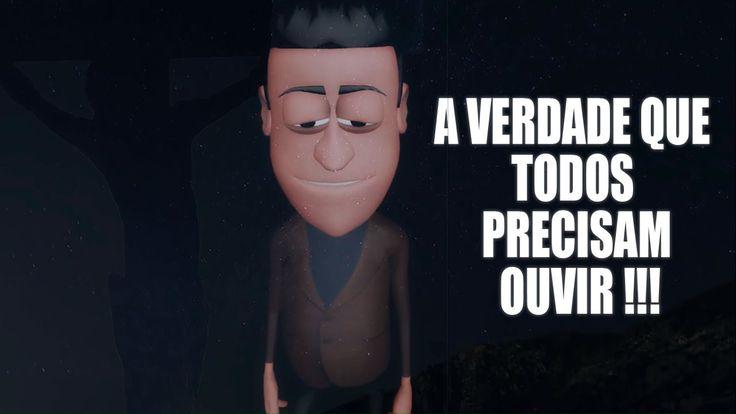 A VERDADE QUE TODOS PRECISAM OUVIR!!! | ANIMA GOSPEL