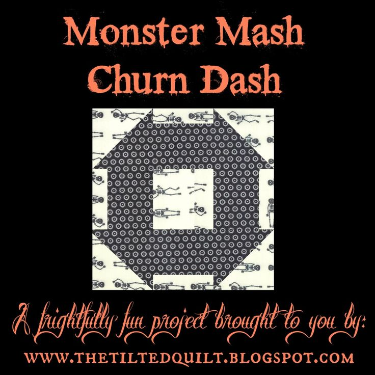 monster mash churn dash button