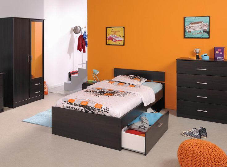 Jugendzimmer Linus III 4tlg. #jugendzimmer