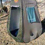 Shower Tent Hard Surface Mount