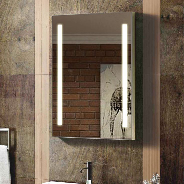 Bathroom Mirror Lights Amazon bathroom wall mirrors amazon. wood frame bathroom bedroom wall