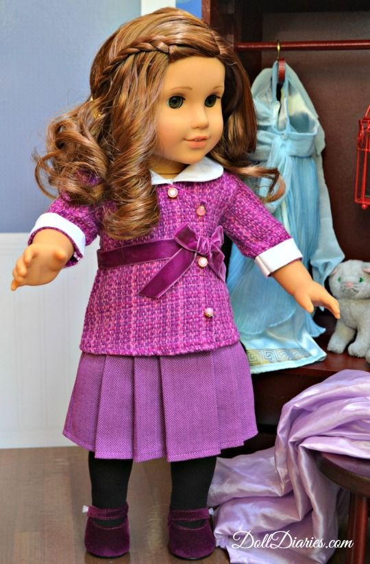 Doll of the Week – American Girl Rebecca