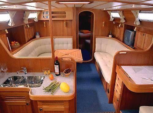 Gypsy Interior Design Dress My Wagon  Gypsy Boating-2014 Malo 43 Offshore Cruiser NEW Sail Boat For Sale - www.yachtworld.com