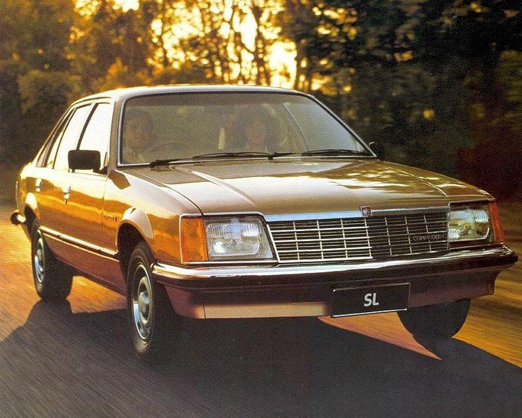 1978 GM Holden Commodore.